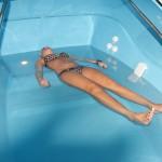 Heerlijk ontspannen floaten voor 45 of 60 minuten.